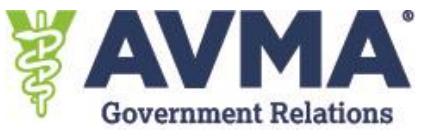 The AVMA Logo