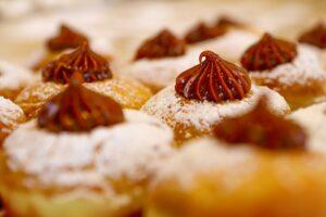 Hanukkah Sufganiyot (Donuts)