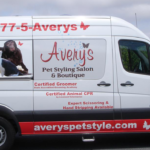 Avery's Can Teach Your Pet to Love Baths!