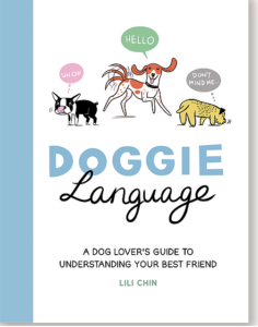 Cover of the Book, Doggie Language